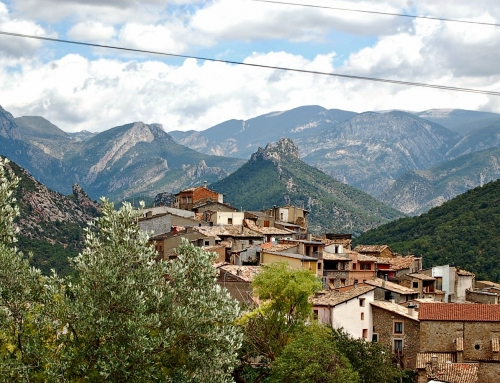 Projecte Geoparc Conca de Tremp-Montsec