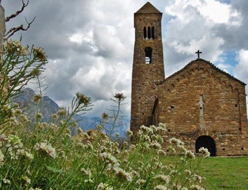 El Romànic a Coll de Nargó i rodalies